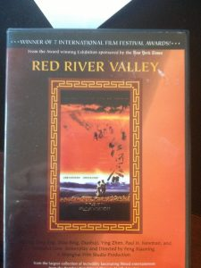 "Poster for the movie ""Red River Valley"""