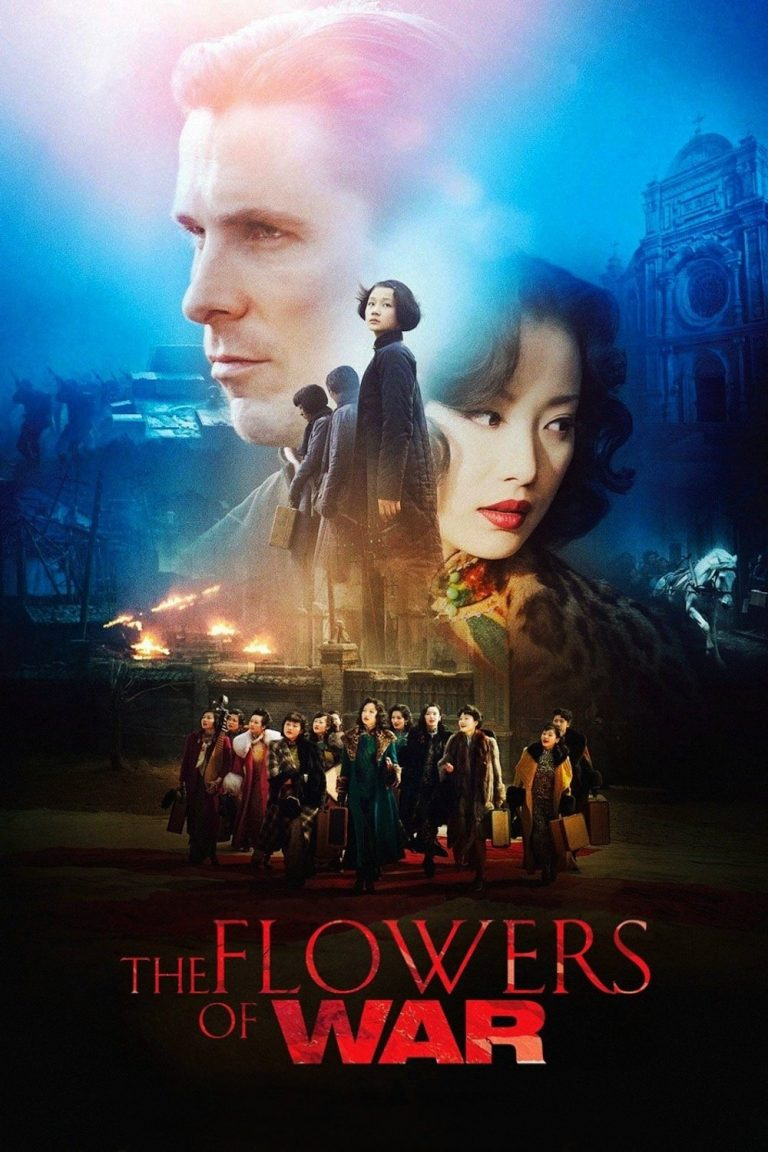 "Poster for the movie ""The Flowers of War"""