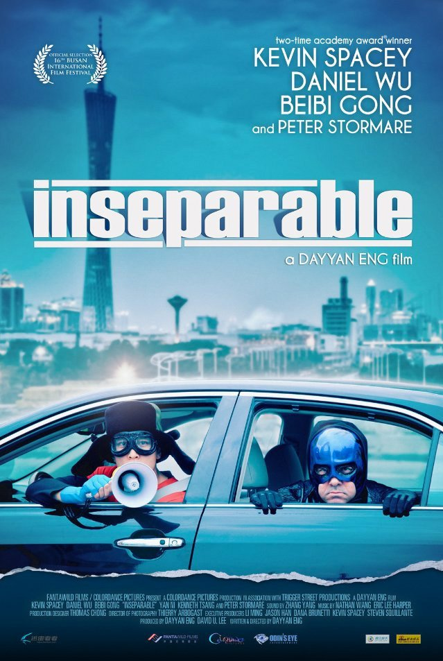 "Poster for the movie ""Inseparable"""