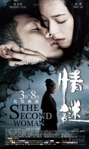 "Poster for the movie ""The Second Woman"""