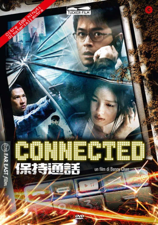 "Poster for the movie ""Connected"""