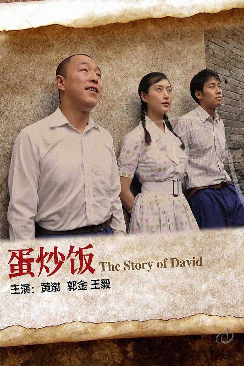 "Poster for the movie ""The Story of David"""