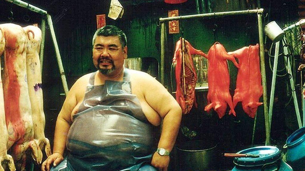 """Image from the movie """"Hollywood Hong Kong"""""""