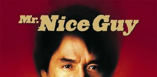 """Poster for the movie """"Mr. Nice Guy"""""""