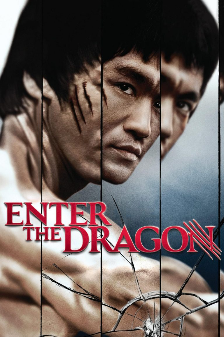 "Poster for the movie ""Enter the Dragon"""