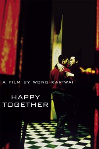 "Poster for the movie ""Happy Together"""