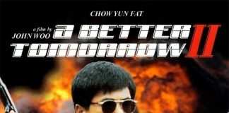 """Poster for the movie """"A Better Tomorrow II"""""""