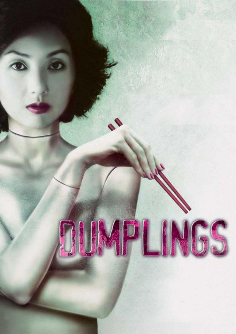 "Poster for the movie ""Dumplings"""