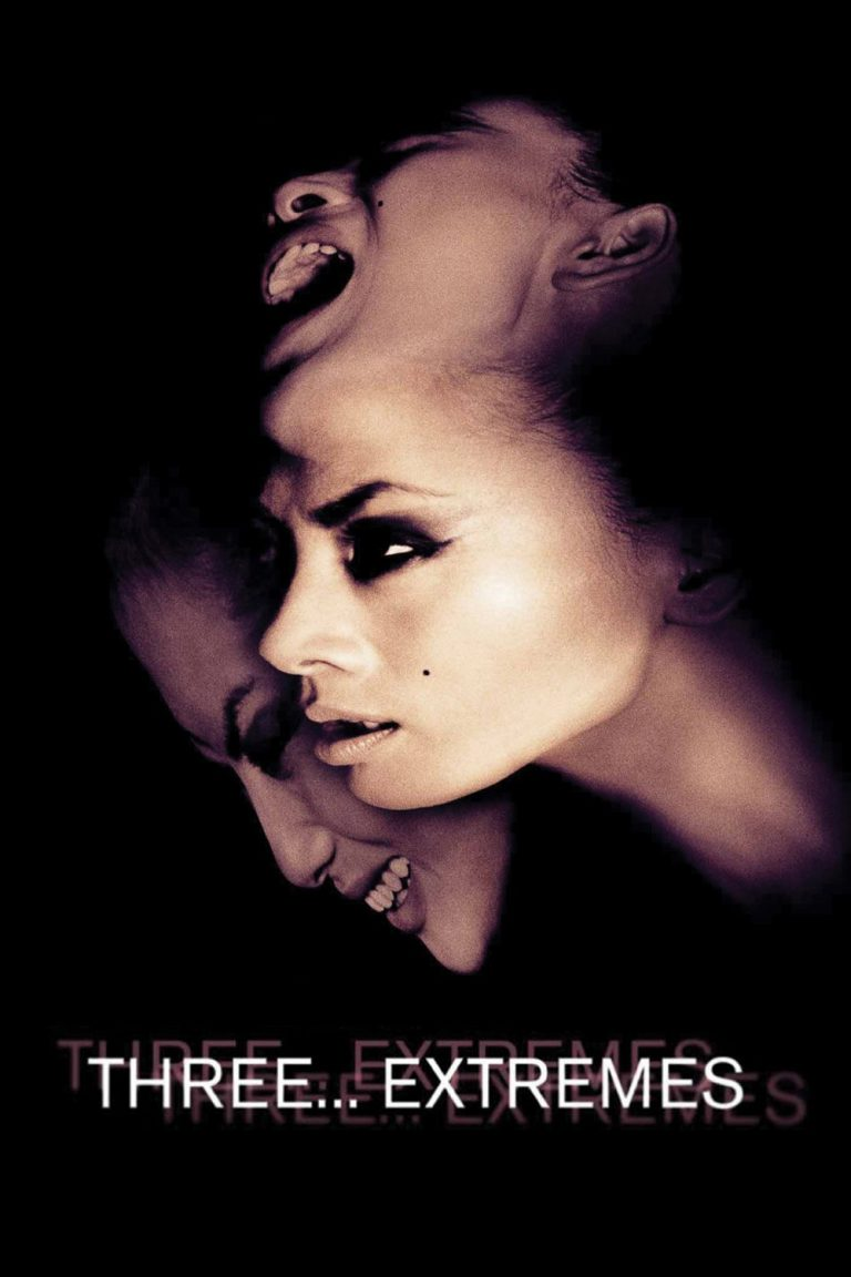 "Poster for the movie ""Three… Extremes"""