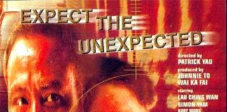 "Poster for the movie ""Expect the Unexpected"""