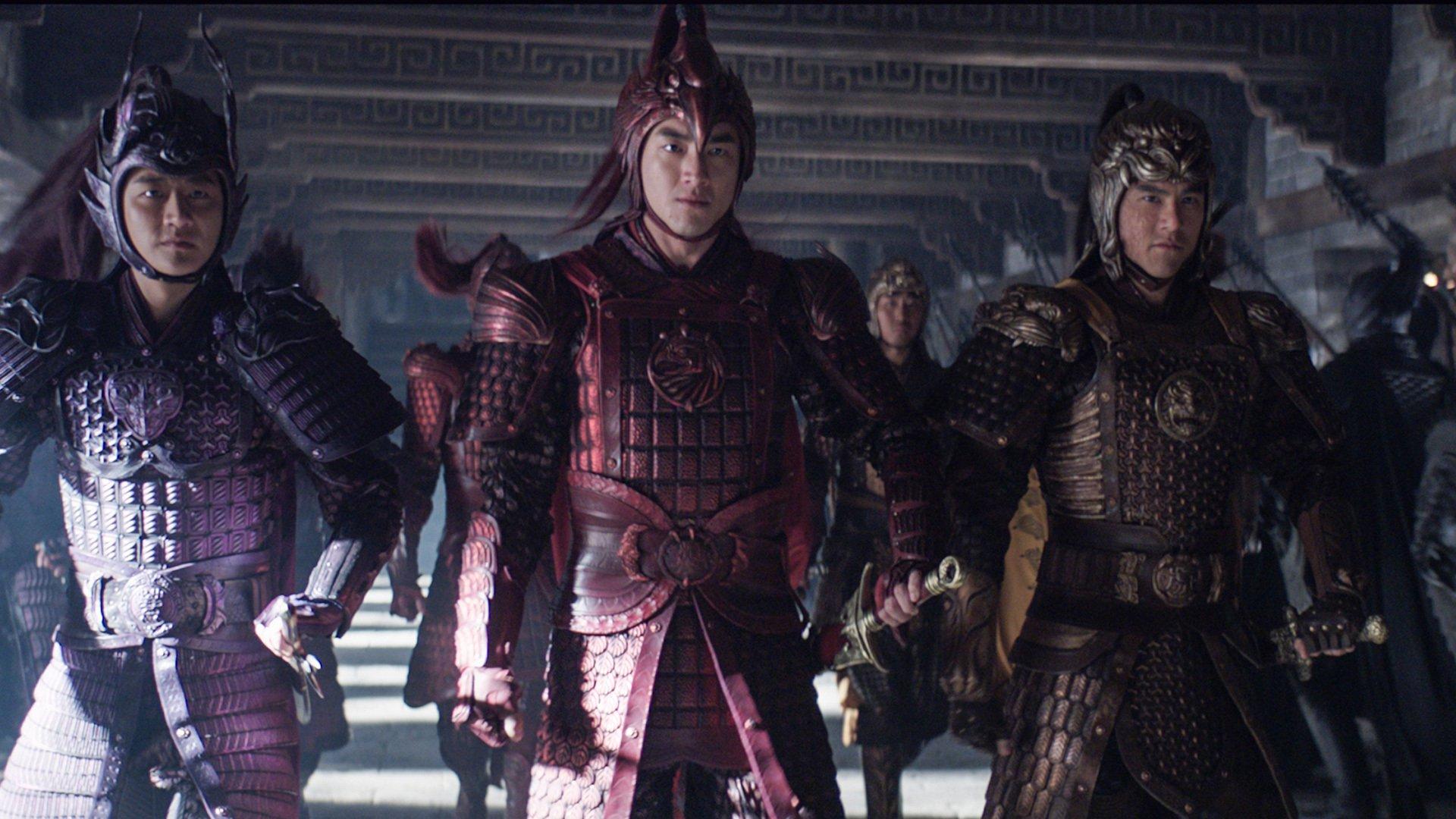 The Great Wall China Underground Movie Database