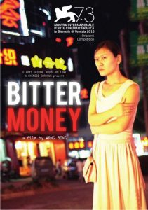 "Poster for the movie ""Bitter Money"""