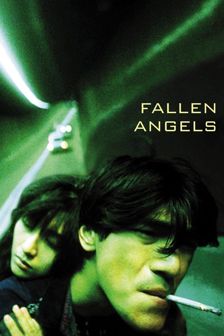 "Poster for the movie ""Fallen Angels"""