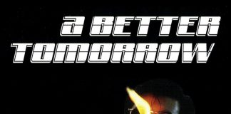 """Poster for the movie """"A Better Tomorrow"""""""