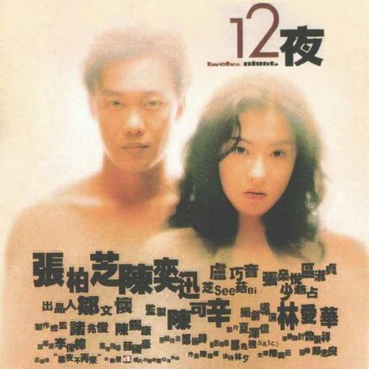 "Poster for the movie ""Twelve Nights"""