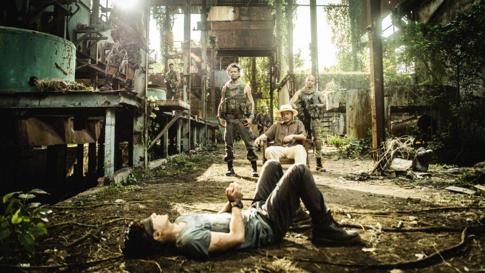 Extraordinary Mission movie image