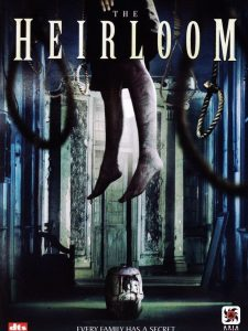 "Poster for the movie ""The Heirloom"""