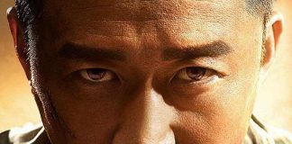 """Poster for the movie """"Wolf Warrior 2"""""""