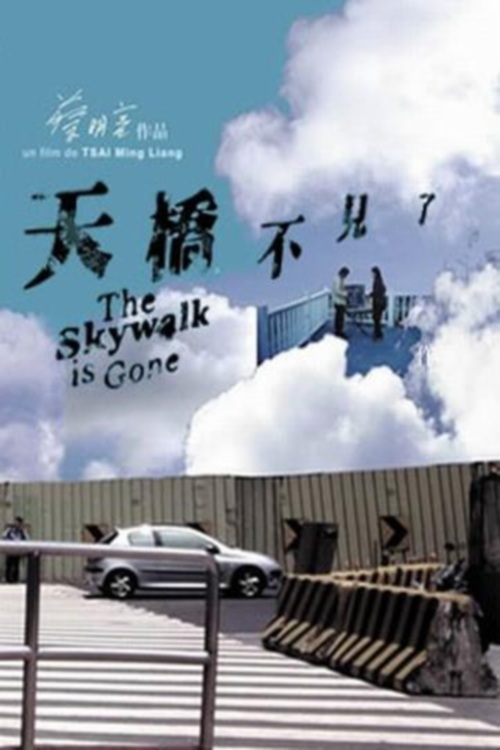 "Poster for the movie ""The Skywalk Is Gone"""