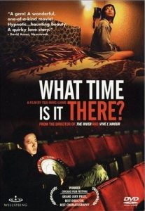 "Poster for the movie ""What Time Is It There?"""