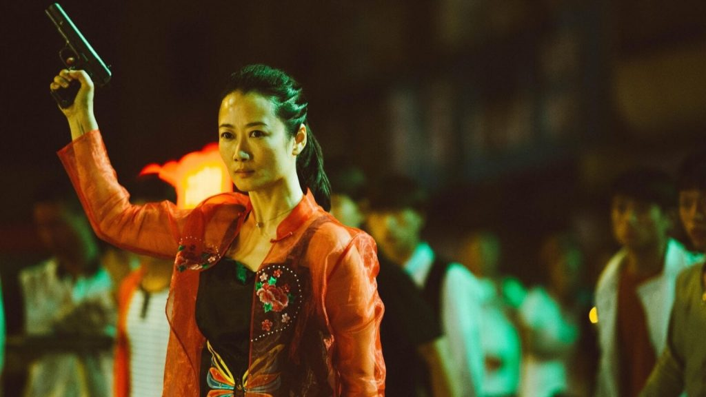 "Image from the movie ""Ash Is Purest White"""