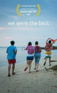 "Poster for the movie ""We Were the Best"""