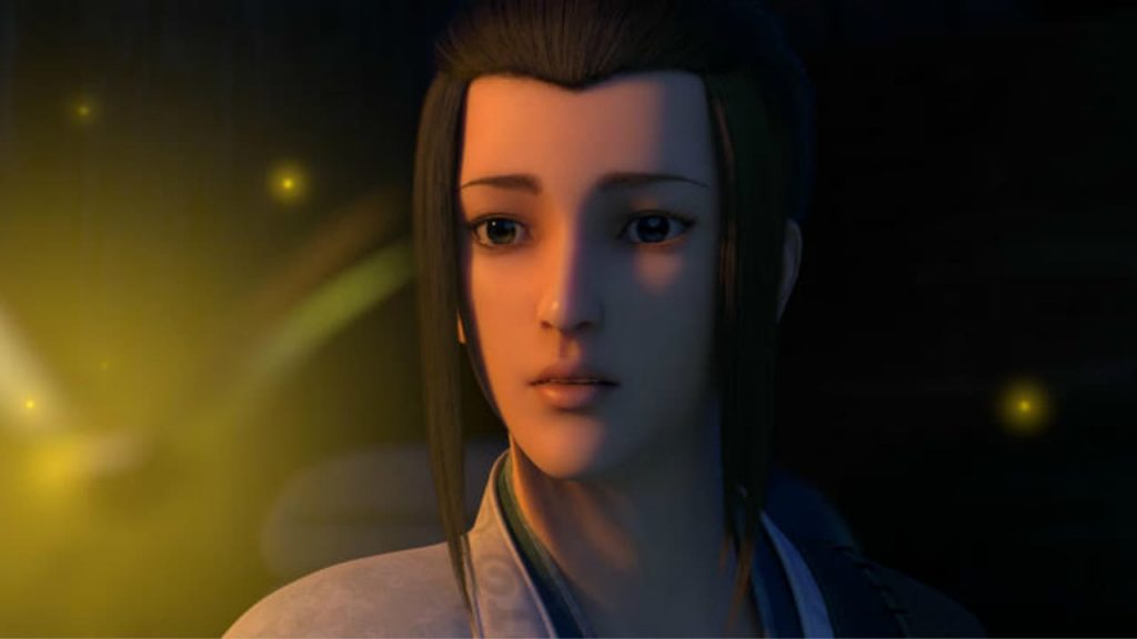 """Image from the movie """"The Wind Guardians"""""""