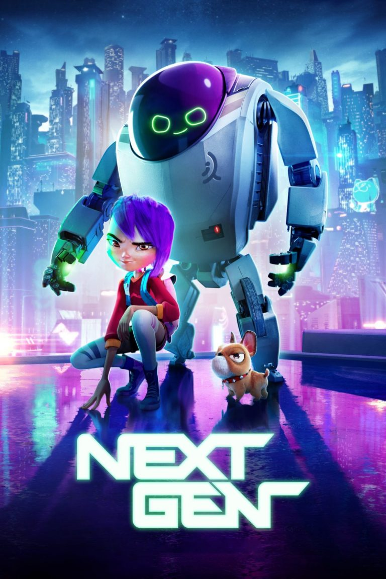 "Poster for the movie ""Next Gen"""