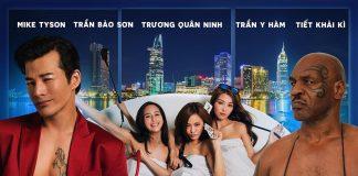 """Poster for the movie """"Girls VS Gangsters"""""""