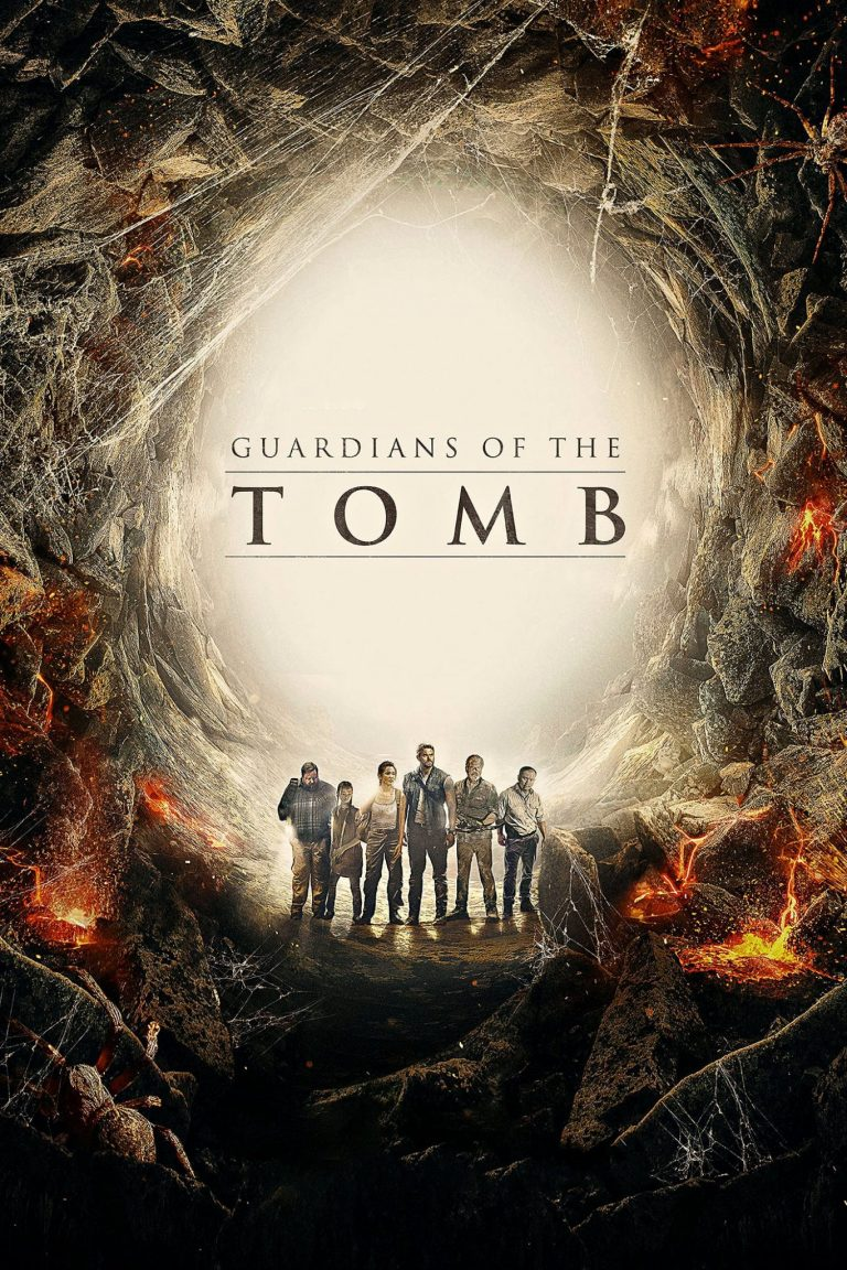 "Poster for the movie ""Guardians of the Tomb"""