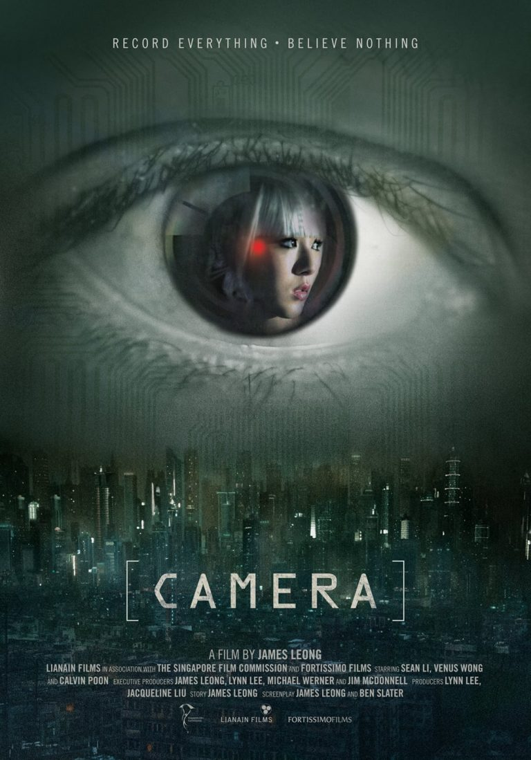"Poster for the movie ""Camera"""