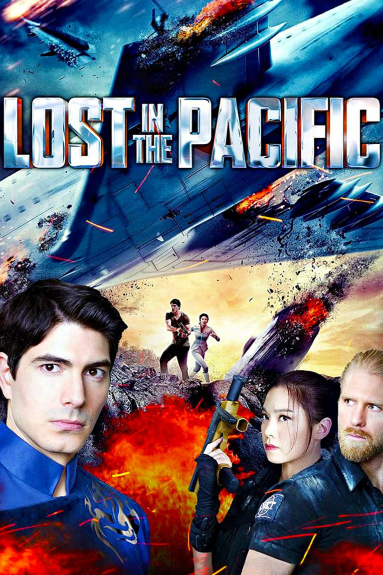 "Poster for the movie ""Lost in the Pacific"""