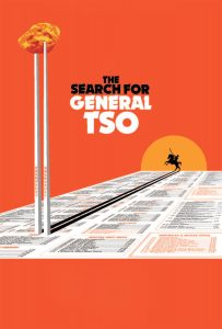 "Poster for the movie ""The Search for General Tso"""
