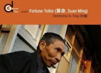"Poster for the movie ""Fortune Teller"""
