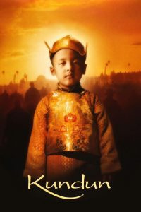 "Poster for the movie ""Kundun"""