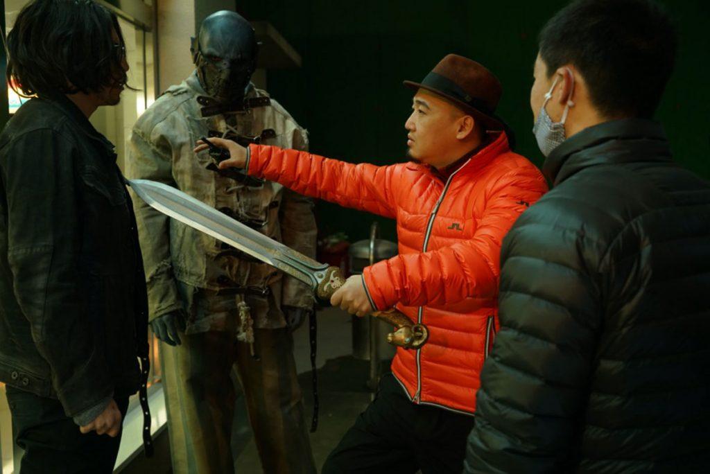 superme zhang chong interview