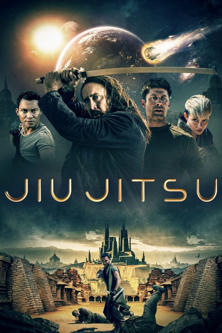 "Poster for the movie ""Jiu Jitsu"""