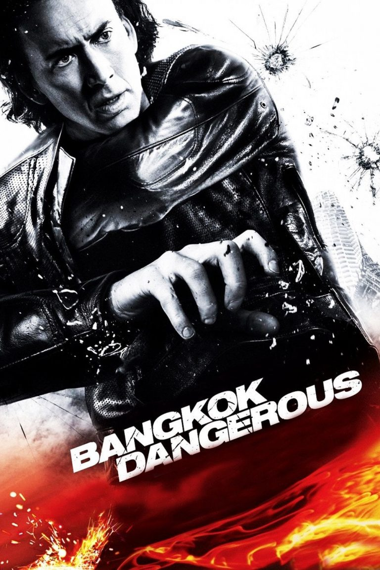 "Poster for the movie ""Bangkok Dangerous"""