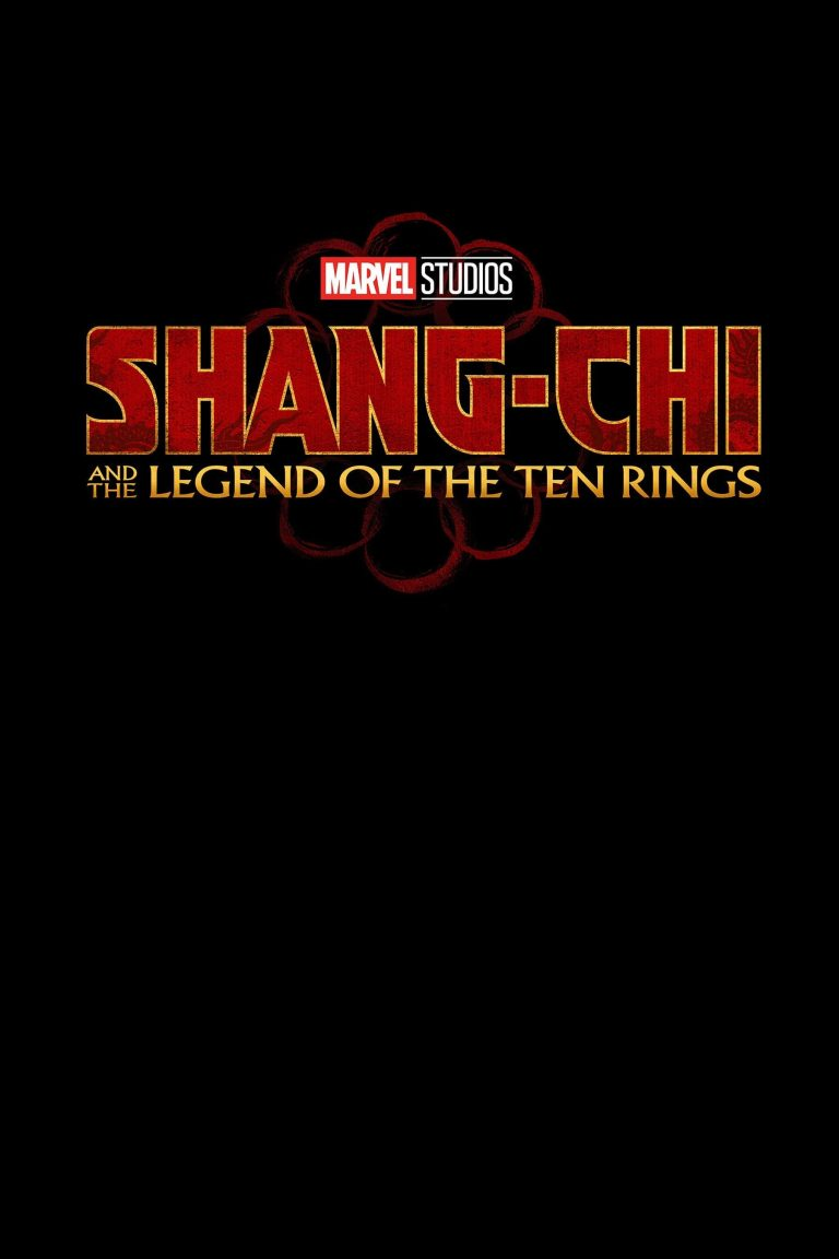 "Poster for the movie ""Shang-Chi and the Legend of the Ten Rings"""