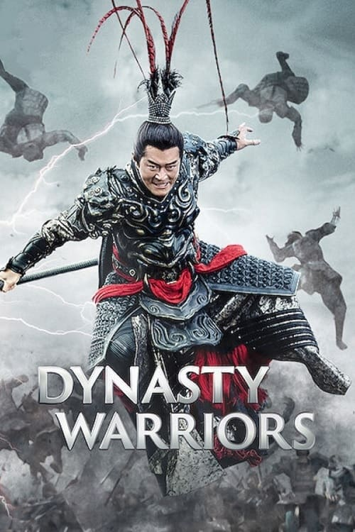 """Poster for the movie """"Dynasty Warriors"""""""